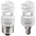 Энергосберегающне лампы - замена, установка