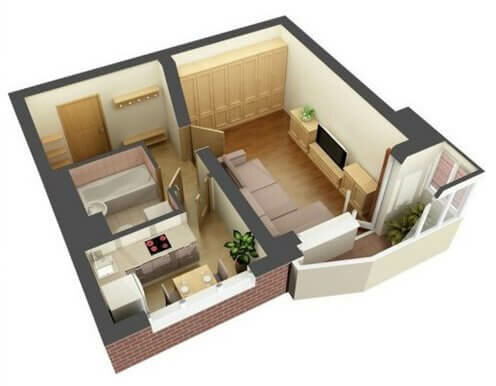 Расчет стоимости электромонтажных работ в квартире площадью 40 м2